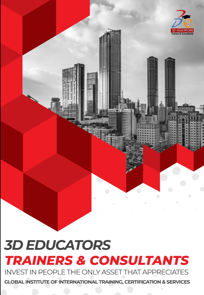 3D EDUCATORS - CORPORATE PROFILE