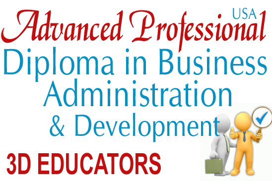 Advanced Professional Diploma in Business Administration and Development