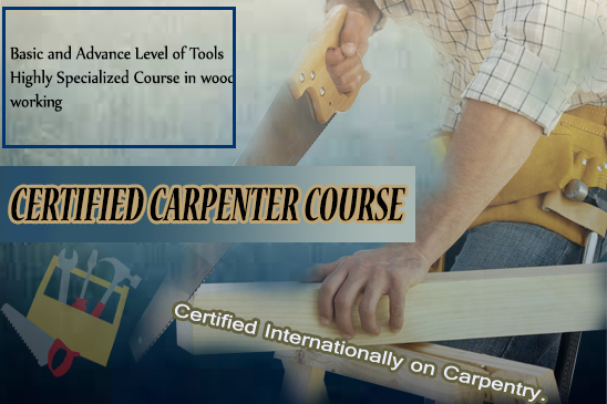 Learn Certified Carpenter Training