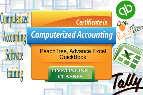 Computerized Accounting Training