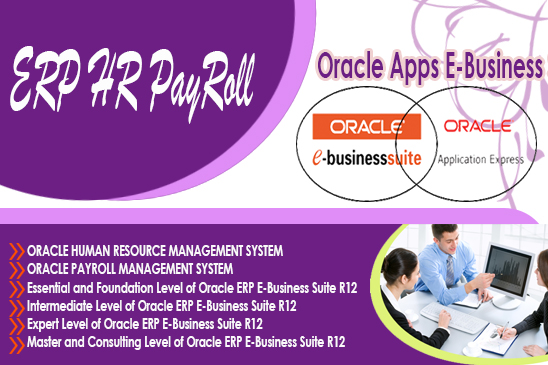 ERP Oracle Apps HR & Payroll Training Course in Karachi & Pakistan