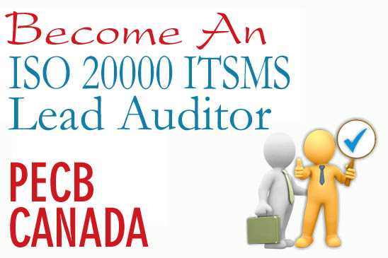 Certified Lead Auditor ISO 20000 IT Service Management