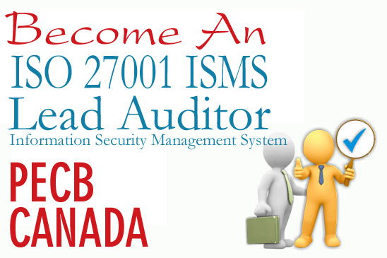 Certified Lead Auditor ISO 27001 Information Security Management System