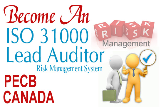 Certified Lead Auditor ISO 31000 Risk Management System