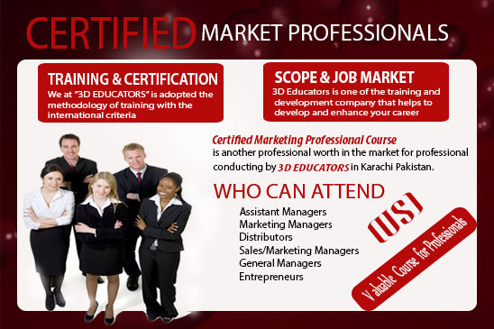 Learn Certified Marketing Professionals