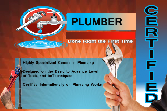 Certified Plumber Training