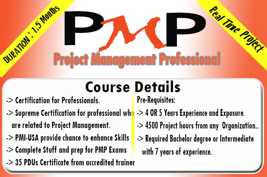 Learn Project Management Professional