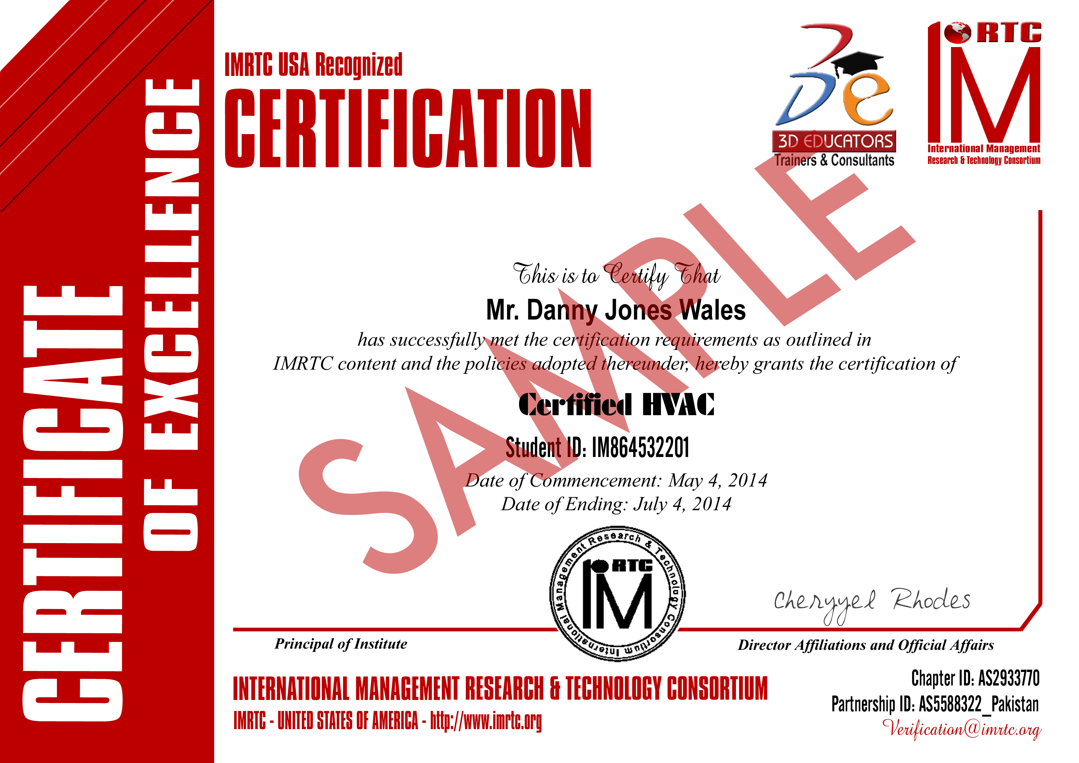 Certified Hvac And Refregeration Vocational Training Course In