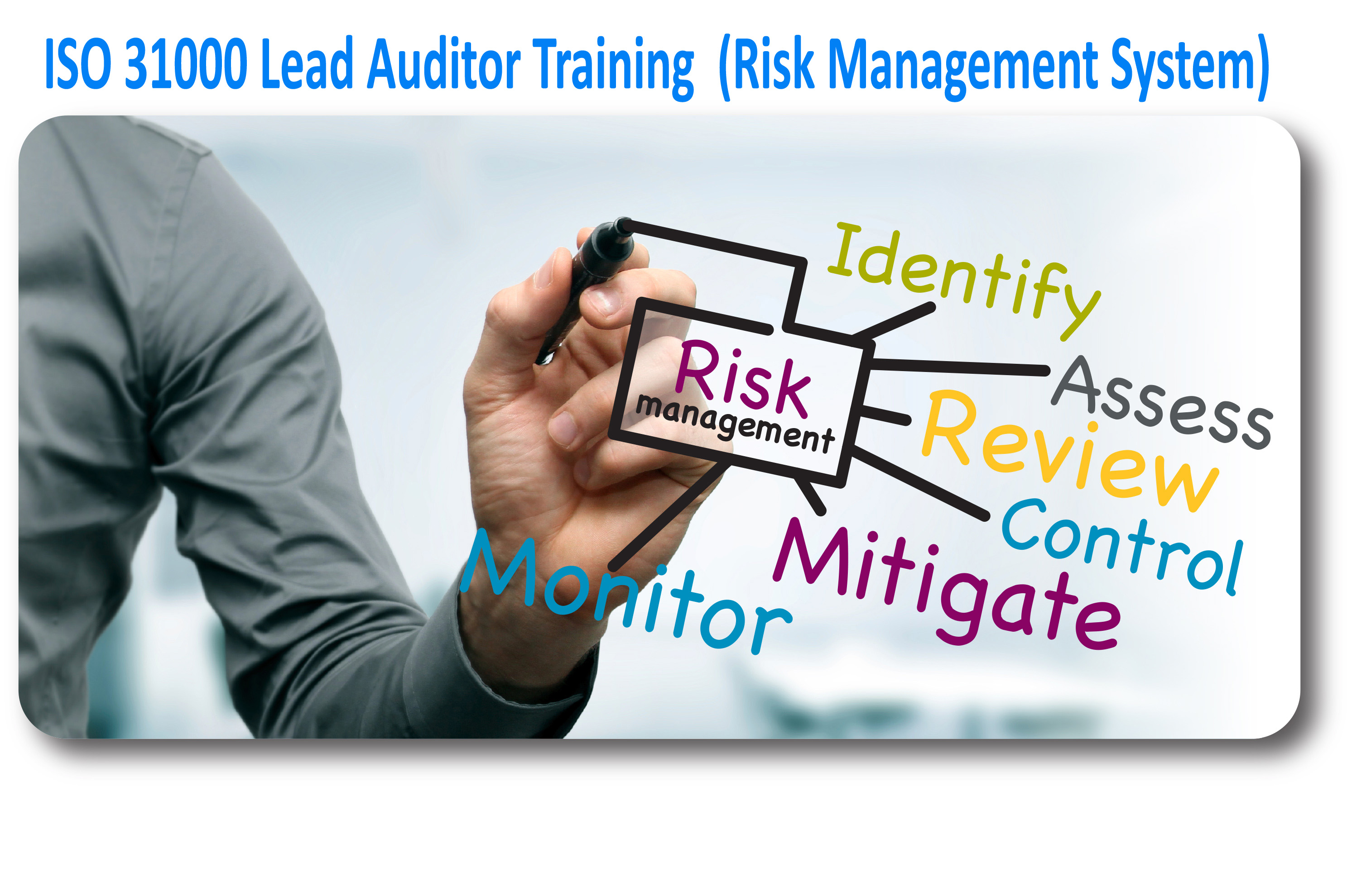 ISO 31000 Risk Management Training in Pakistan