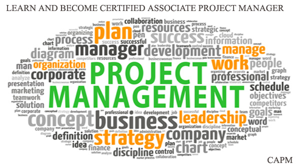 certified associate project manager training, online capm training in karachi