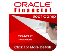 ERP training in Karachi, Oracle Financial Course Training