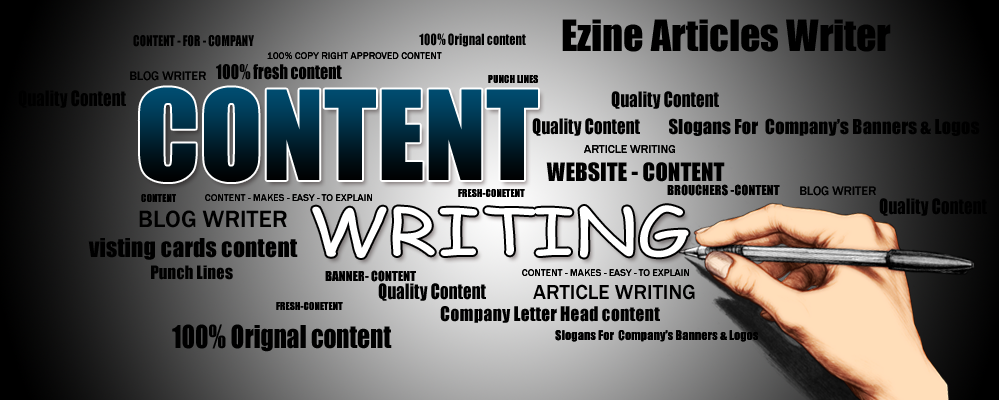 content writing jobs in pakistan Find content writing freelance work on upwork 1268 online jobs are available toggle navigation upwork browse browse categories web developers mobile developers designers & creatives writers virtual assistants view all.