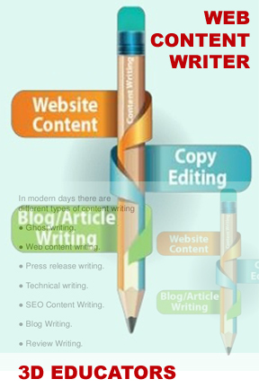 Learn Web Content Writing Skills