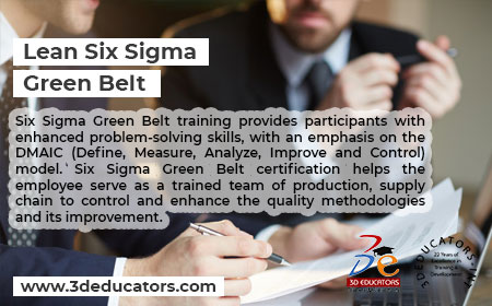 Learn SIX Sigma Green Belt