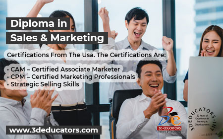 Diploma in Marketing and Sales