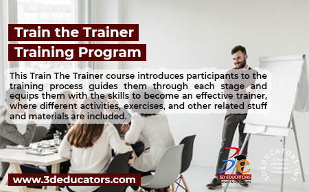 Learn Train The Trainers